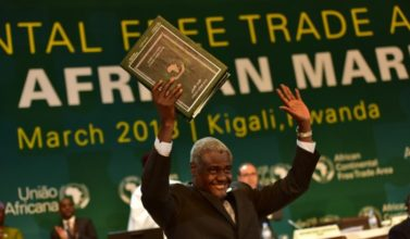 AfCFTA-African Continental Free Trade Area