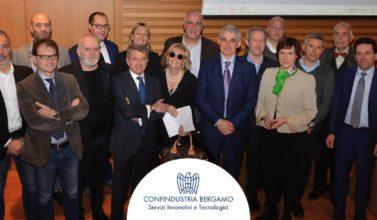 Confindustria Bergamo Marcello Saponaro nel direttivo